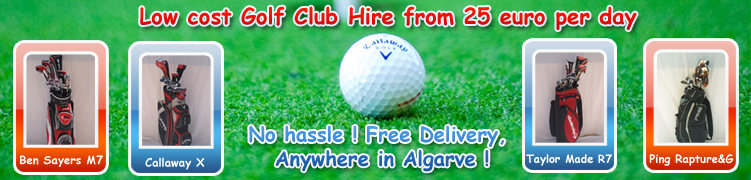 Quality Low Cost Golf Club Hire